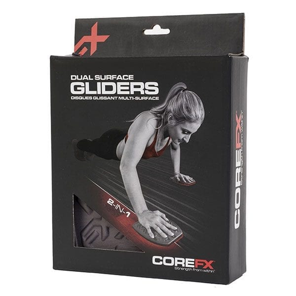 Dual Surface Gliders - Product Packaging