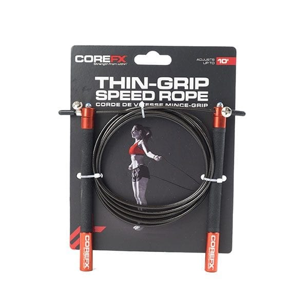 Thin Grip Speed Rope - Product View 1