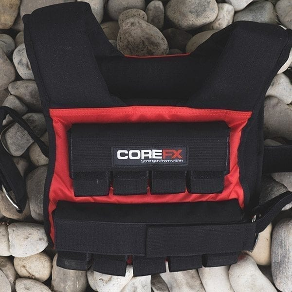 40lb weighted vest