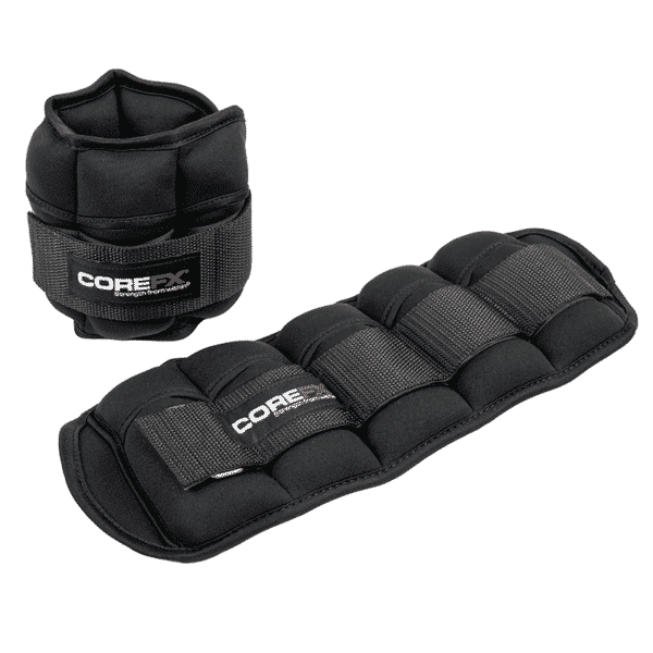 COREFX adjustable ankle and wrist weights