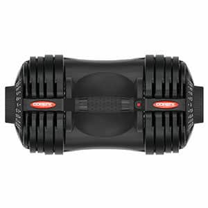 Corefx adjustable dumbell