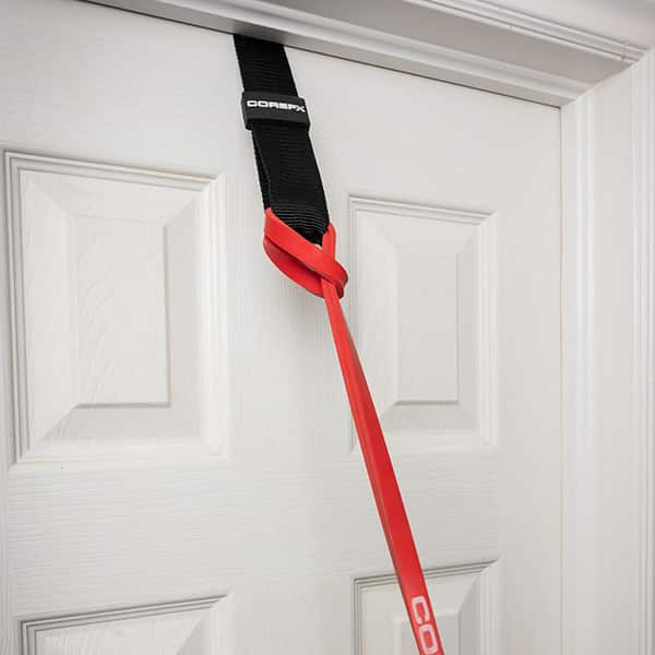 Door Anchor used with Resistance Band